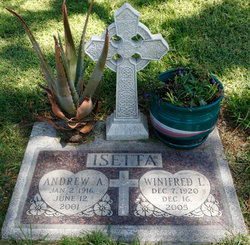 Winifred A. <i>Lawlor</i> Isetta