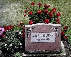 Alice Joan <i>Rigg</i> Bucholz