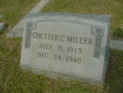 Chester Chambliss Miller