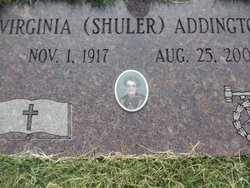 Virginia <i>Shuler</i> Addington