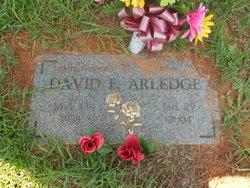 David Eugene Arledge