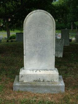Josephine Electa <i>Peck</i> Anderson