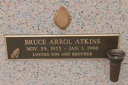 Bruce Arrol Atkins