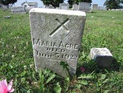 Maria Acre