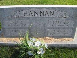 Alice Catherine <i>Hannon</i> Carney