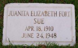 Juanita Elizabeth <i>Montgomery</i> Fort