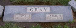 Mrs Carrie Belle <i>Jenkins</i> Gray