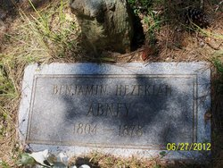 Benjamin Hezekiah Abney