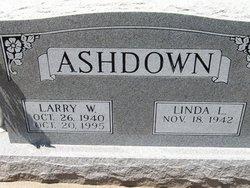 Larry W Ashdown