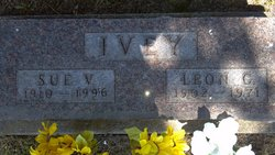 Sue V Ivey