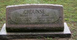 Alice C. <i>Koonz</i> Crounse