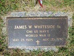 James William Whiteside