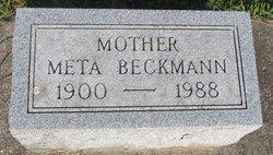 Meta Beckmann