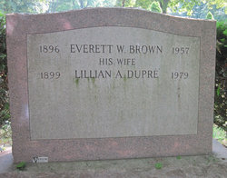 Lillian A. <i>Dupre</i> Brown