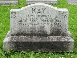 Elizabeth Muirhead <i>Sinclair</i> Kay