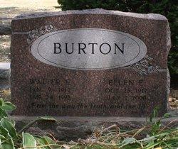 Walter E. Burton