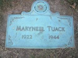 Marynell <i>Englaender -King</i> Tuack