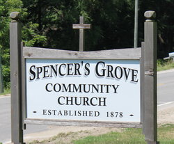 Spencers Grove Cemetery