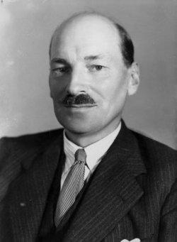 Clement Attlee memorial