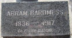 Abram Bardmess