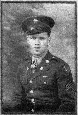 Sgt Bernard A Baumgartner