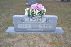 John Levon Hinton, Sr