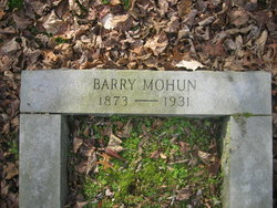 Barry Richard Mohun