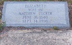 Elizabeth Betsey <i>Gay</i> Tucker