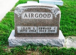 Edward Curtis Airgood