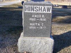Amos Russell Hinshaw