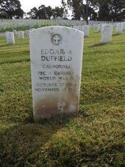 Edgar Alexander Ted Duffield