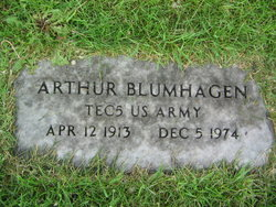Arthur Blumhagen