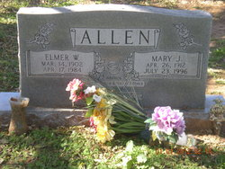 Elmer W. Allen