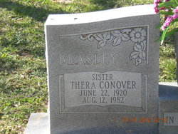 Thera <i>Conover</i> Beasley