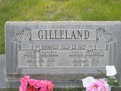 Leona Delores <i>Parker</i> Gilleland