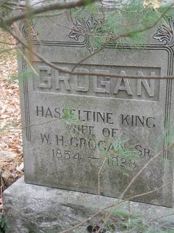 Hasseltine <i>King</i> Grogan