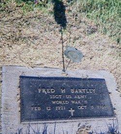 Fred Harold Bartley
