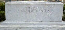Olin D. Johnston, Jr