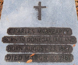 Charles McBrearty