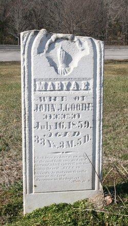 Mary A.E. Goode