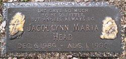 Jacqulynn Maria Head