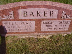 Willa Pearl <i>Bethel</i> Baker
