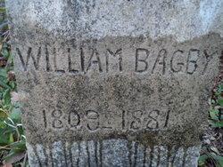 Rev William J. Bagby