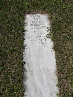 Harry Joseph Batdorf