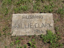 William Dow Willie Clark