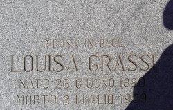 Louisa <i>Grassi</i> Canobbio