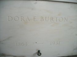 Dora Ellen Burton