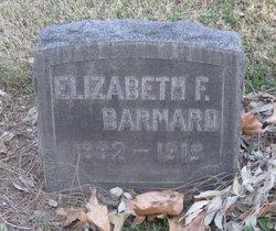 Elizabeth F Barnard
