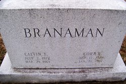 Cora <i>Williams</i> Branaman