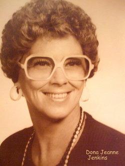 Donna Jean <i>Jenkins</i> Arps